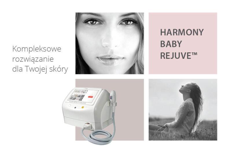 Alma Harmony Baby Rejuve DYE-VL